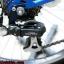 จักรยานมินิโครโมลี่ ล้อ20นิ้ว 6เกียร์ หนัก12.5kg thumbnail 4