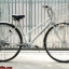 จักรยานแม่บ้าน ใช้เพลา Maruishi ล้อ27นิ้ว ตัวถังอลูมิเนียม ดุมหน้าไฟ เกียร์ดุม3เกียร์ ตระกร้า/บังโคลนสแตนเลส thumbnail 1