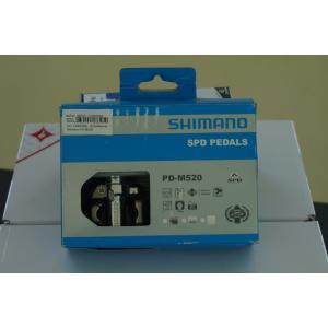 บันไดเสือหมอบ Shimano PD-M520