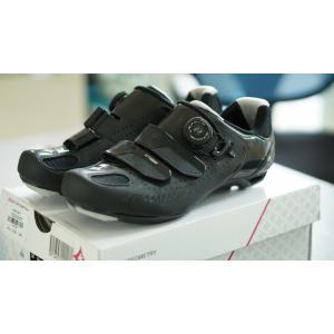 รองเท้าจักรยานผู้หญิง SPECIALIZED EMBER สีดำ/เงิน 37/6.5