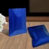 10.5 x 15 ซม.(4 x 6 นิ้ว ) สีน้ำเงิน