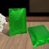 10.5 x 15 ซม. (4 x 6 นิ้ว ) สีเขียว