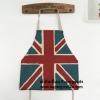 ผ้ากันเปื้อนผู้ใหญ่ ลายธงชาติอังกฤษสุดชิค by Supergoods