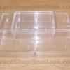 Grace Box Pvc Type A กล่องพลาสติกใสๆ กล่องเอนกประสงค์ กล่องพลาสติกใส่นามบัตร