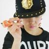 pre order หมวกฮิปฮอป hiphop unisex เท่ๆ จากญี่ปุ่น ลาย MG