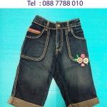 กางเกงยีนเด็ก size 10 เอว 18.5 นิ้ว (ยังไม่ยืด) ยาว 17 นิ้ว ราคา ส่งฟรี