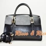 กระเป๋าหนังแท้ Forte - Black