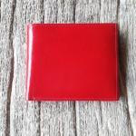 กระเป๋าสตางค์ชาย รุ่น Boss สีแดง