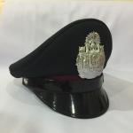 [NEW] #หมวกตำรวจนายร้อย สีกากี