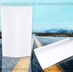 4.9 x 8 นิ้ว (12 x 20 ซม.) กระดาษคราฟ สีขาว