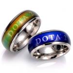 Dota 2 - แหวนพรีเมี่ยมประกายลาย Dota2