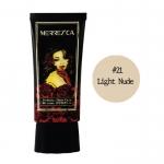 Merrez'ca Perfection Matte Color BB Cream SPF50 PA++ No.21 Light Nude