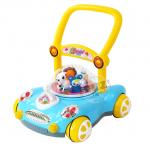 รถผลักเดิน Toddler walker ..ปรับหนืดได้..สีฟ้า