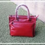 กระเป๋าสะพาย รุ่น Iris สีแดง (No.129)