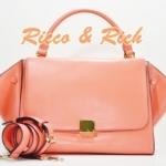 กระเป๋าหนังแท้ Ciara - OldRose