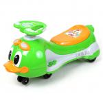 รถดุ๊กดิ๊กเป็ดโดนัลสีเขียว
