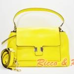 กระเป๋าหนังแท้ Moda - Yellow