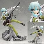 Sword Art Online - Figure - 1/8 Sinon -Phantom Bullet