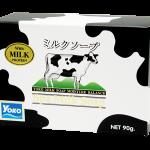Y042 : YOKO MILK SOAP [ 90 g. ] - สบู่นม