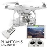 วีดีโอถ่ายเล่นๆ ด้วยกล้องจาก dron DJI phantom