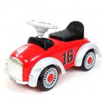 รถขาไถคลาสสิค สีแดง