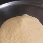 ผงไอศครีมผัด แบบผสมนม (ชาไทย)