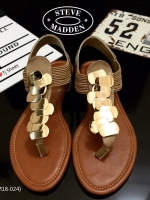 รองเท้าแตะรัดส้นSTYLE STEVE MADDEN (สีครีม)