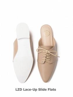 รองเท้าส้นแบนสีครีม หนังPU เกรดพรีเมี่ยม+ อะไหล่อย่างดี งานสวยระดับหลักพัน แต่ราคาหลักร้อย ใส่สบายทุกคู่