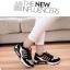 รองเท้าผ้าใบสีดำ-ทอง STYLE ADIDAS (สีทอง) thumbnail 3