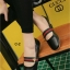 รองเท้าคัทชูส้นเตี้ย สไตล์Gucci (สีดำ ) thumbnail 4