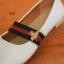 รองเท้าคัทชูส้นเตี้ย สไตล์Gucci (สีดำ ) thumbnail 5