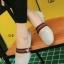 รองเท้าคัทชูส้นเตี้ย สไตล์Gucci (สีเทา ) thumbnail 1
