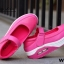 รองเท้าผ้าใบเสริมส้น สไตล์สปอร์ต (สีชมพู ) thumbnail 2