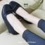 รองเท้าคัทชูส้นเตารีด หัวตัด ทรงสุภาพ (สีดำ ) thumbnail 2