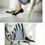รองเท้าคัชชู หนังแก้วนิ่ม (สีดำ) thumbnail 5