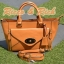 กระเป๋าหนังแท้ Vigore - Caramel thumbnail 1