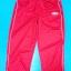 กางเกงวอร์ม big size มีซิปปลายขากางเกงสีแดง เอว 32 นิ้ว สะโพก 48 นิ้ว เอว 43.5 นิ้ว thumbnail 1