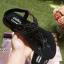 รองเท้าแตะลำลองรัดส้น งานบุนวม (สีดำ ) thumbnail 3