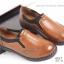 รองเท้าคัทชูเพื่อสุภาพ สไตล์สปอร์เกิร์ล (สีน้ำตาล ) thumbnail 4