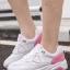 รองเท้าผ้าใบสีชมพู หนานุ่ม pastel shoes สีสันหวานๆ งานดีไซน์ จาก Korea ตัวนี้กำลังนิยมมากๆ กลุ่มวัยรุ่นเกาหลี เป็นผ้าใบสีสัน พาสเทสหวานๆ ใส่นุ่มเท้าจะแมทกับขาสั้นขายาว ได้หมด ลงตัวทุกสไตส์ค่ะ thumbnail 1