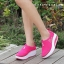 รองเท้าผ้าใบเสริมส้น Sport Girl (สีชมพู ) thumbnail 2
