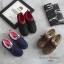 รองเท้าผ้าใบเพื่อสุขภาพ แบบเชือกผูก (สีน้ำเงิน) thumbnail 6