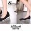 รองเท้าคัชชูหัวแหลม สไตล์สุขภาพ (สีดำ ) thumbnail 3