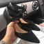 รองเท้าส้นสูงงานไฮคลาส (สีดำ) thumbnail 3