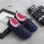 รองเท้าผ้าใบเพื่อสุขภาพ แบบเชือกผูก (สีน้ำเงิน) thumbnail 7