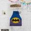 ผ้ากันเปื้อนเด็ก แบทแมน by Supergoods thumbnail 1