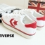 รองเท้าผ้าใบ สไตล์คอนเวอร์สสตาร์ (สีแดง) thumbnail 3