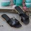 รองเท้าแตะ แบบสวม สไตล์H (สีดำ ) thumbnail 2