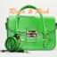 กระเป๋าหนังแท้ Julie - Green thumbnail 1