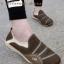 รองเท้าผ้าใบผู้หญิง สไตล์สปอร์ตเกิร์ล (สีน้ำตาล ) thumbnail 1